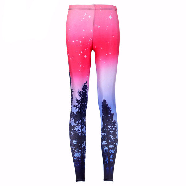 Aurora Sky Leggings
