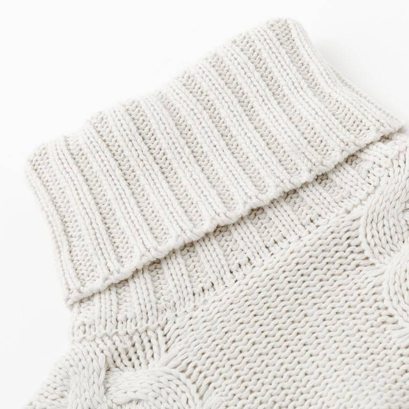 CORIN Knit Crop Sweater