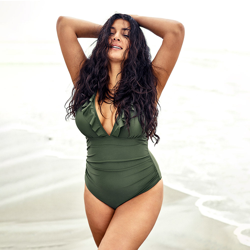 LANAI Plus Size Swimsuit
