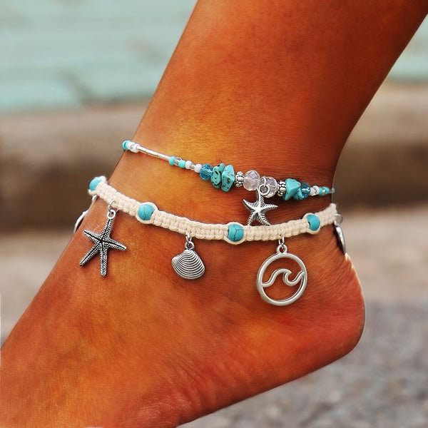 Anklets - FOLLOW THE OCEAN Anklet