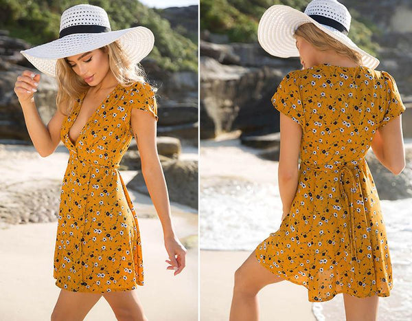 Dress - FLUME Mini Dress