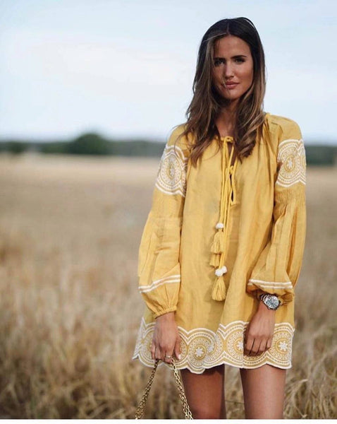Dress - MAPLE Tunic Dress