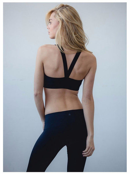 ELEVATE V-Strap Yoga Bra