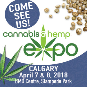 Cannabis & Hemp Expo - April 7 & 8