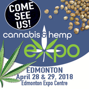 Cannabis & Hemp Expo - April 28 & 29