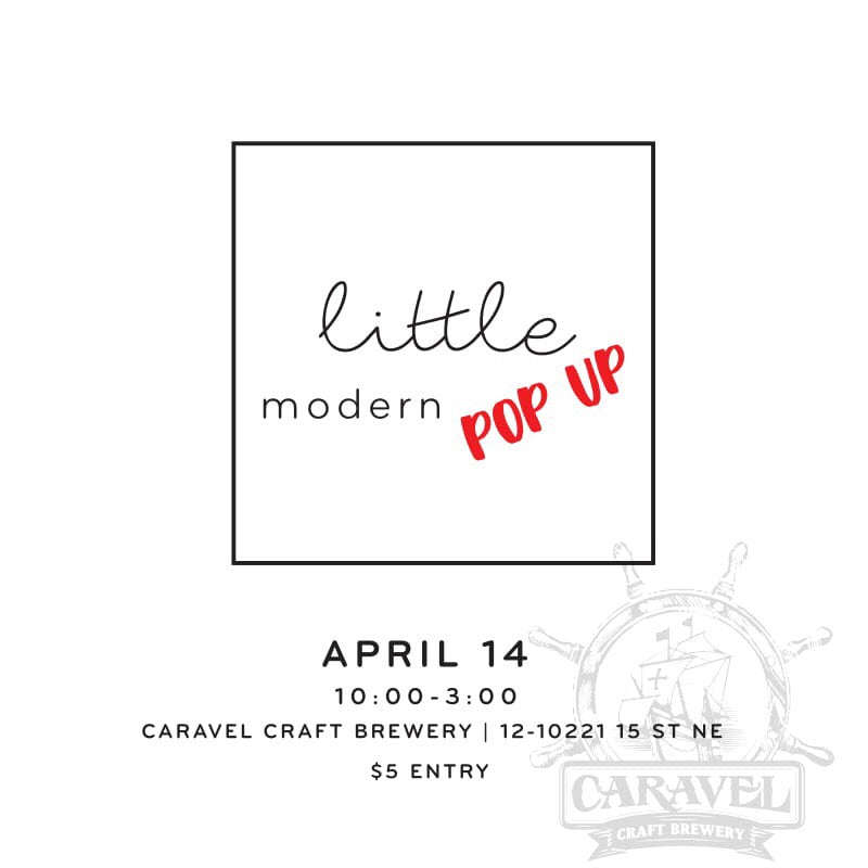Little Modern Market Pop Up - April 14