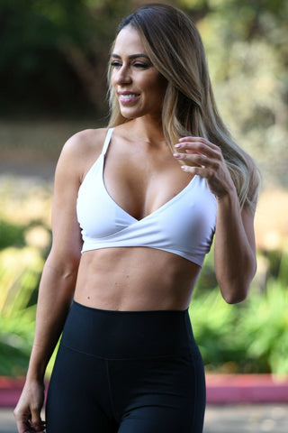 Premium Angel Sports Bra