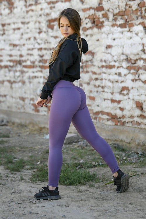 Resilient Classic Leggings- Amethyst