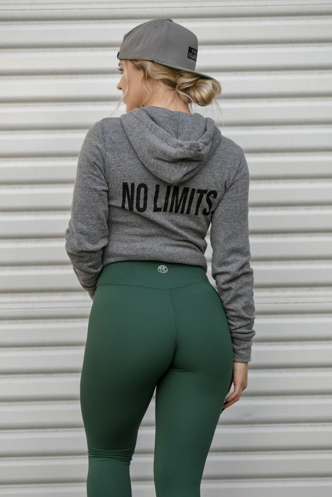 No Limits Zip Up Hoodie