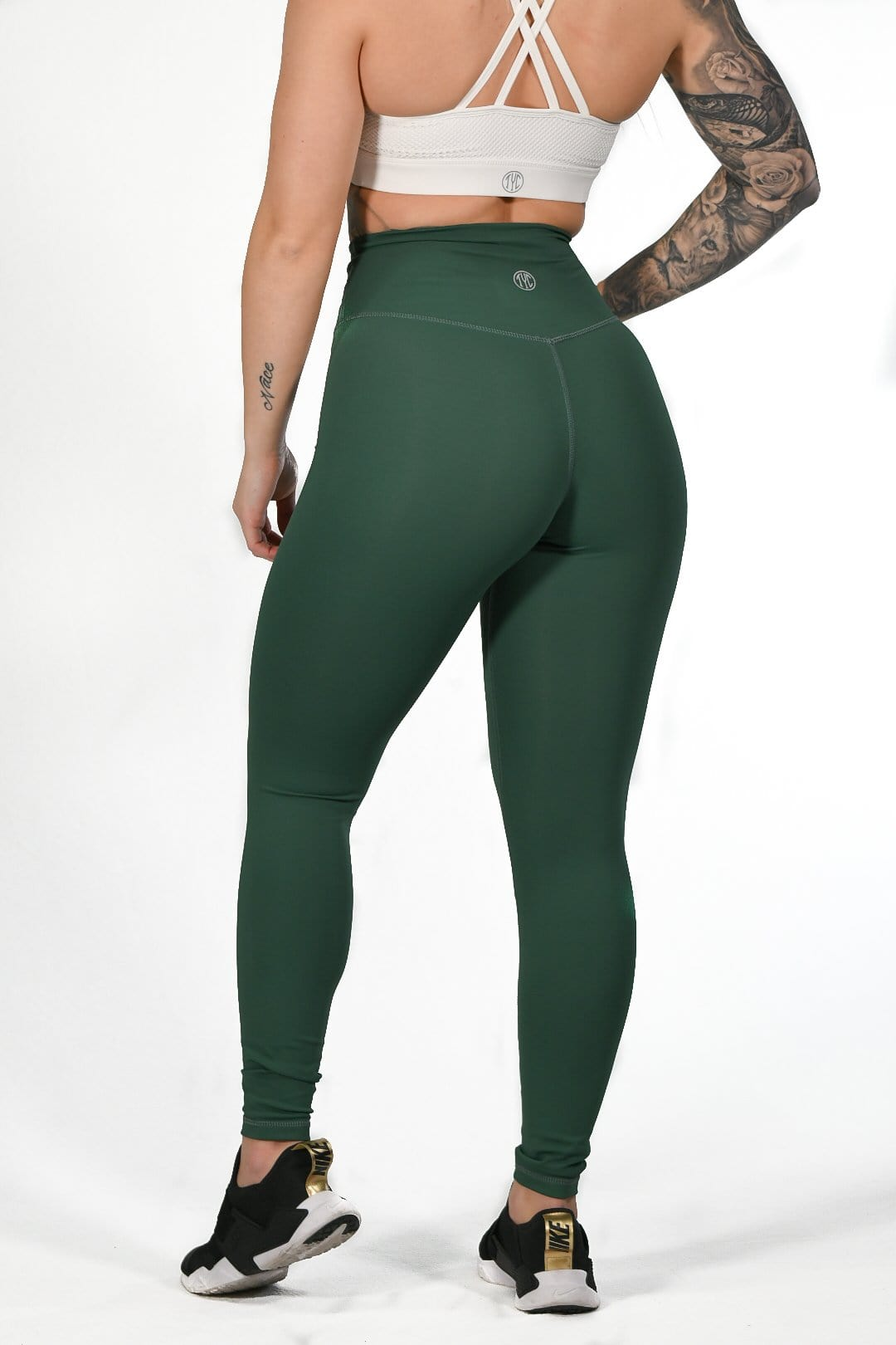 Intensity Classic Leggings- Forest Green