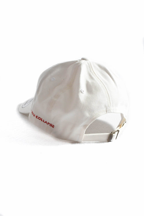 Motivate Dad Hat- White