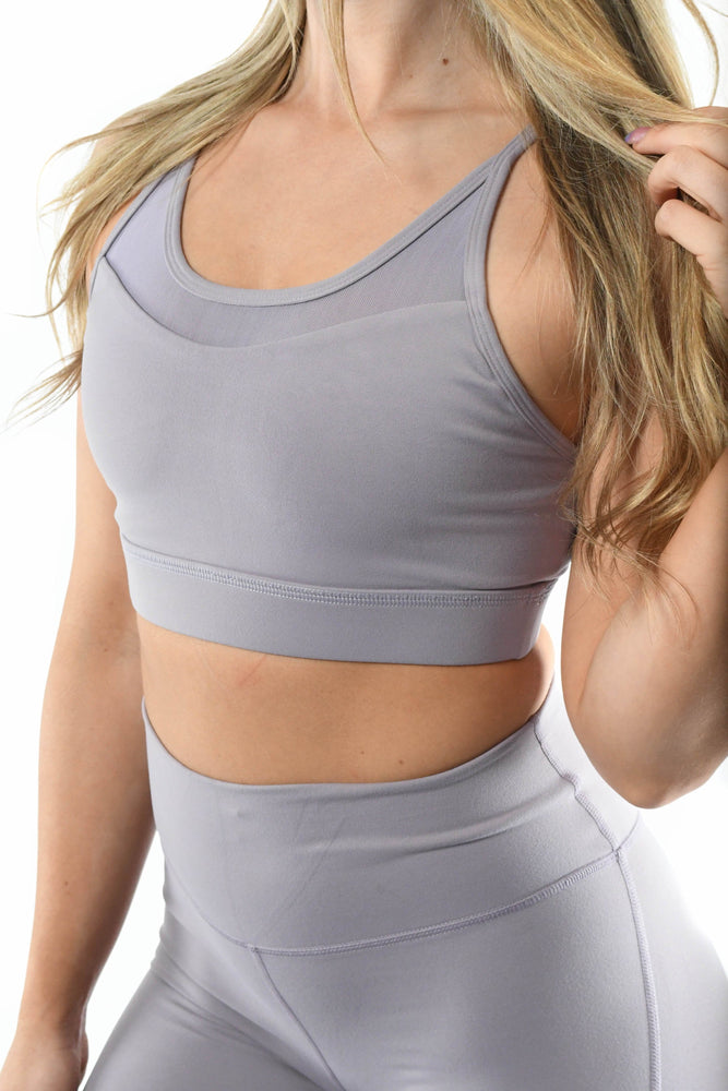Load image into Gallery viewer, Sweet pea sports bra
