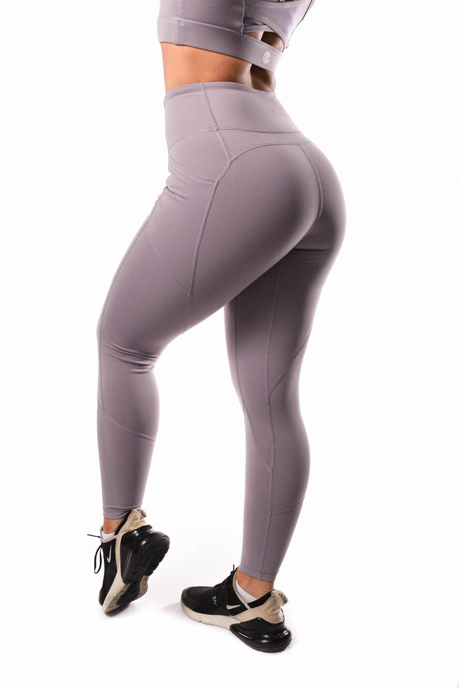 Resilient Heart Booty Leggings- Sweet Pea