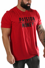 Passion Over Money T-shirt