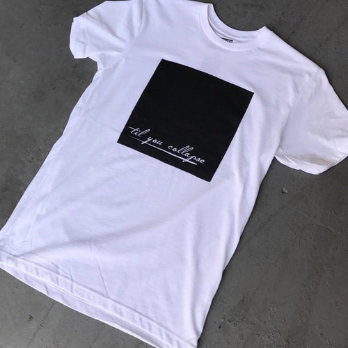 Square Logo T shirt