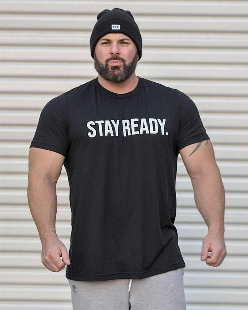 Stay Ready T-shirt