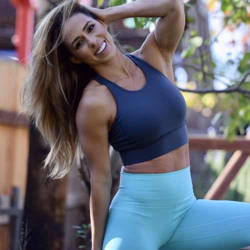Premium Sports Bra/Crop Top