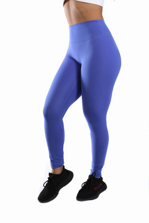 Effortless Classic Leggings- Violet