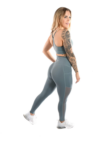 Load and play video in Gallery viewer, Resilient Elevate Leggings- Marina