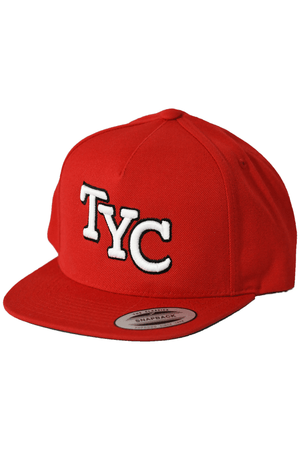 Load image into Gallery viewer, Snapback- Red TYC