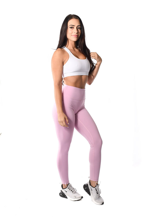Resilient Classic Leggings- Lilac