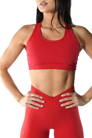 Lattice Sports Bra