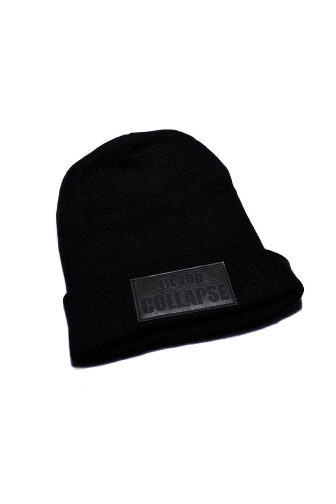 Load image into Gallery viewer, TYC Beanie- Black