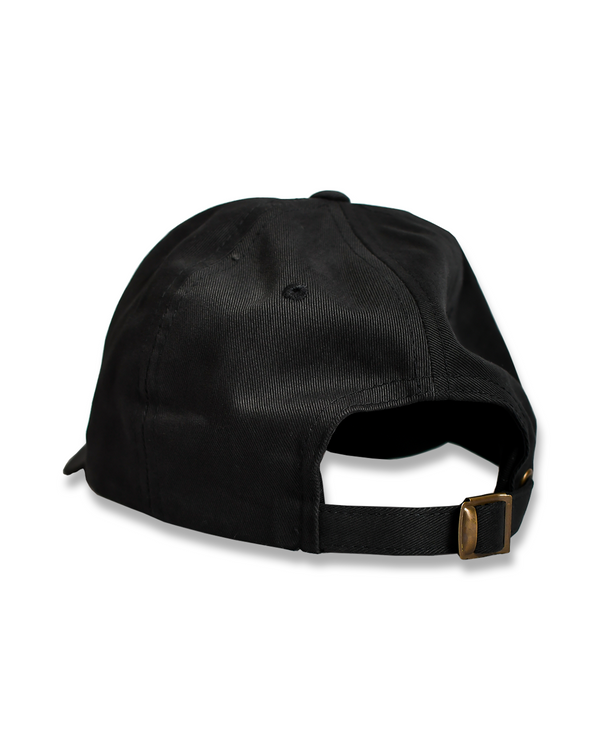 Dad Hat- Black