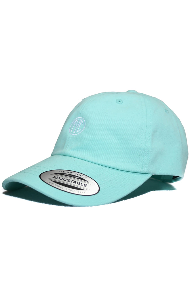 Load image into Gallery viewer, Teal dad hat