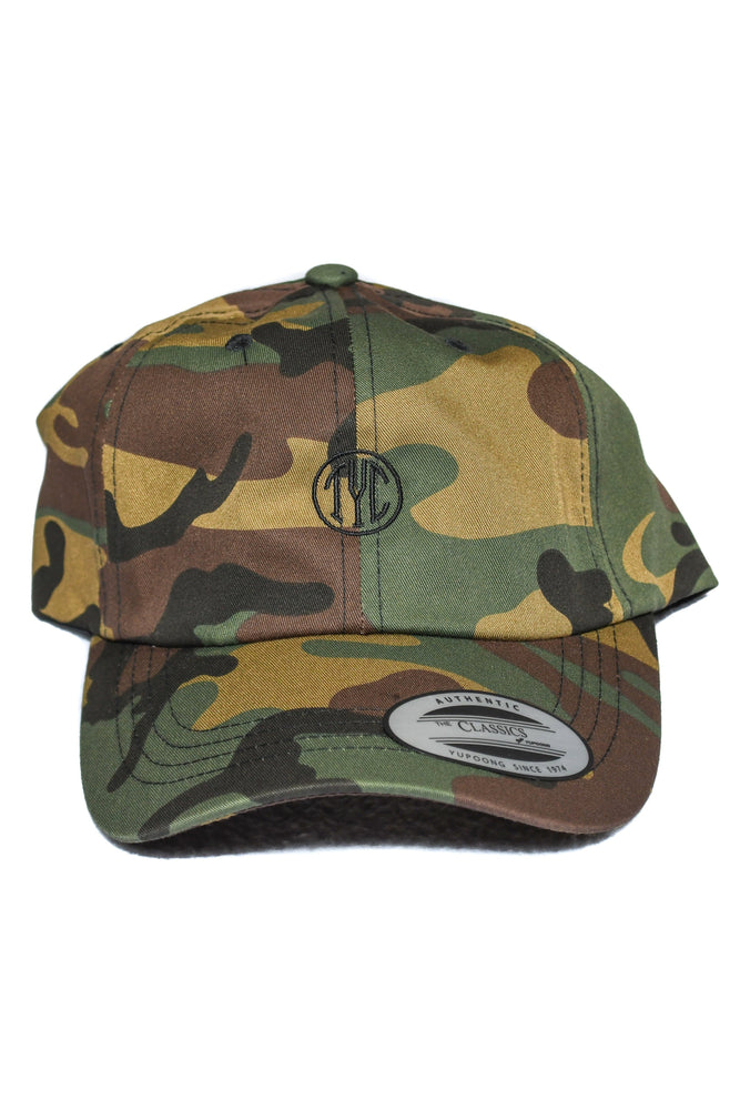 Load image into Gallery viewer, Camo dad hat