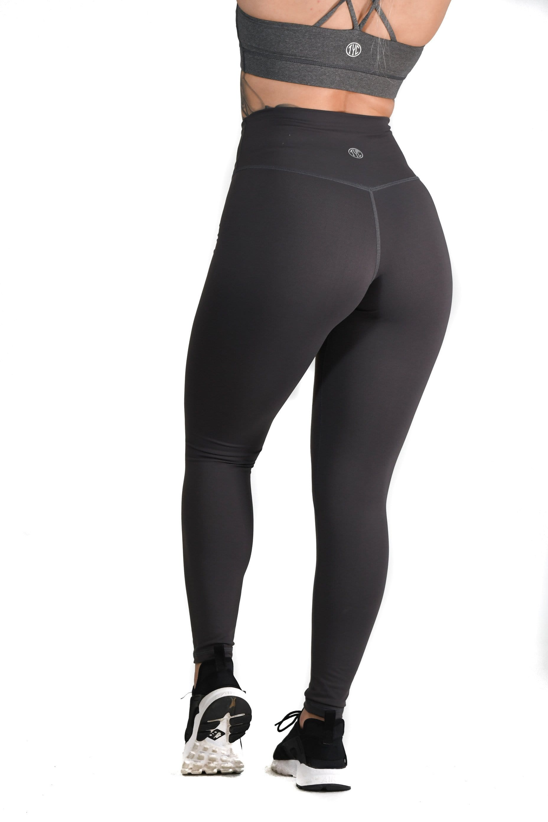 Resilient Classic Leggings- Iron