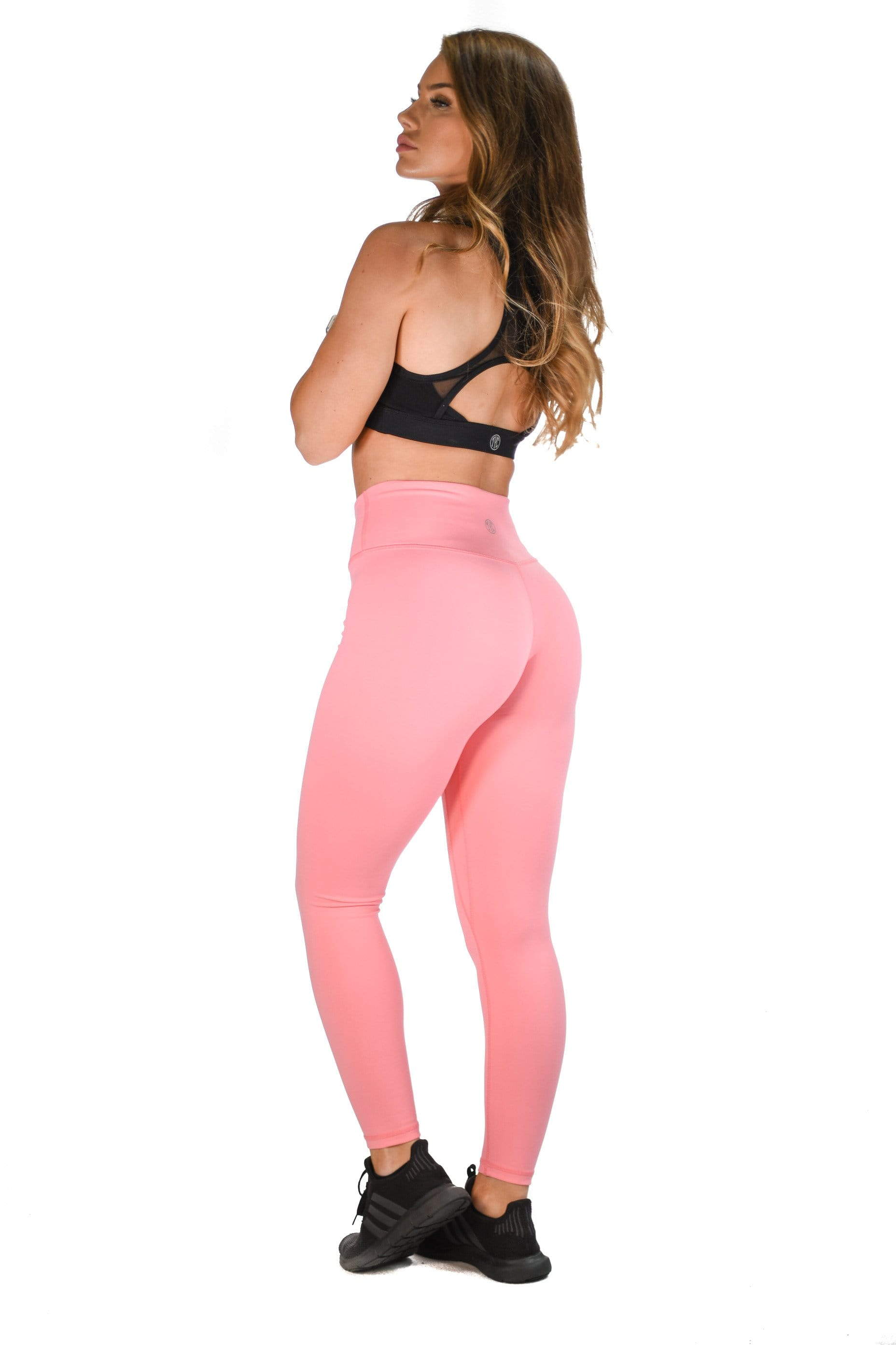 Resilient Classic Leggings- Cotton Candy