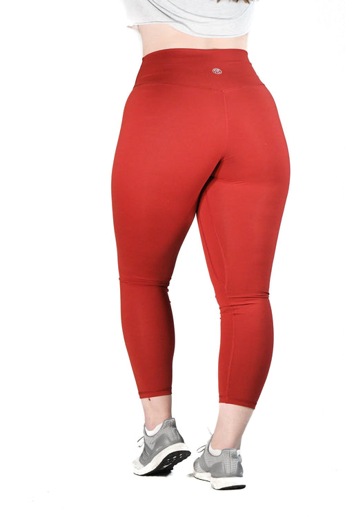 Resilient Classic Leggings- Copper