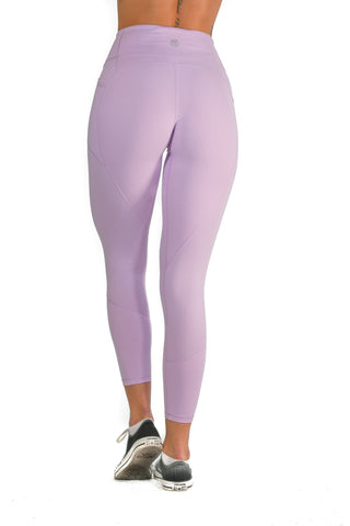Intensity Heart Booty Leggings- Atlantic