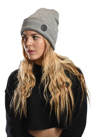 Load image into Gallery viewer, TYC Beanie- Grey