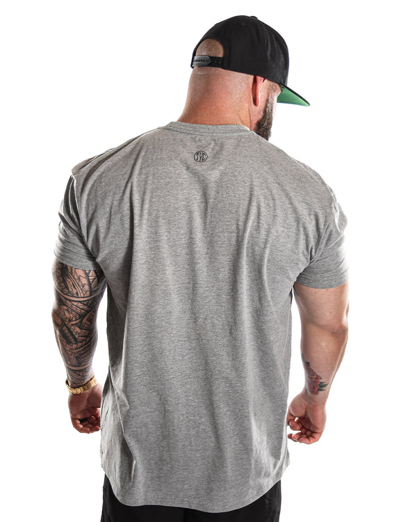 """Limitless"" T-shirt- Grey"