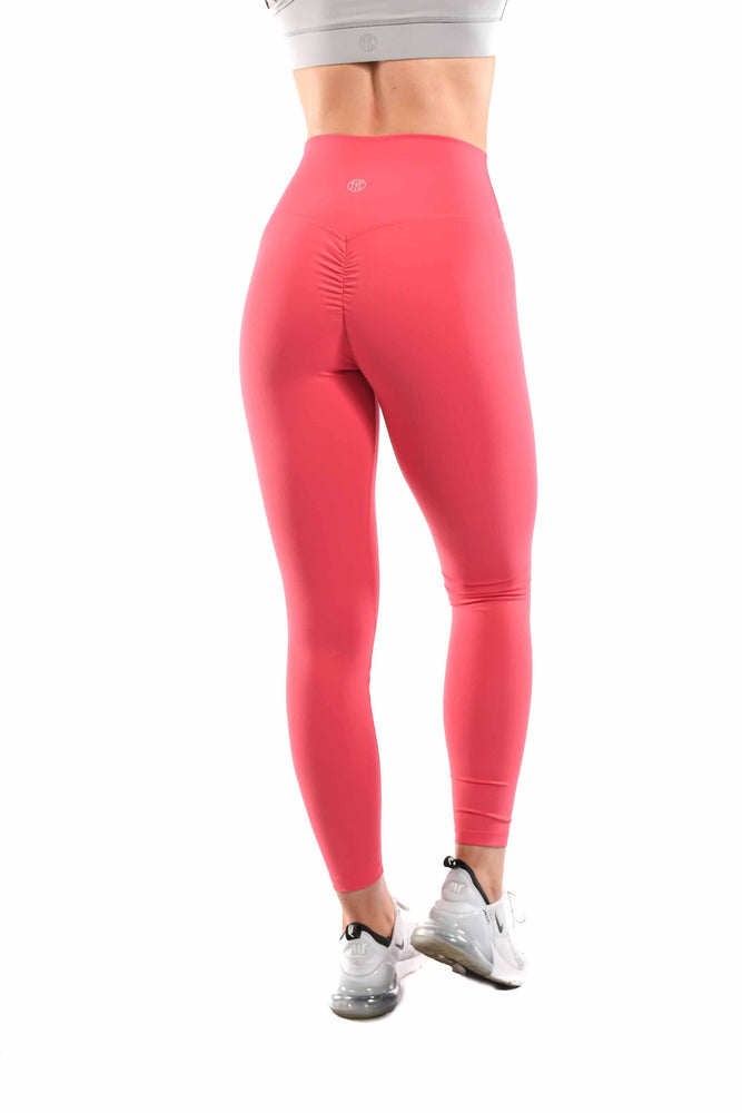 Resilient Scrunch Leggings- Watermelon