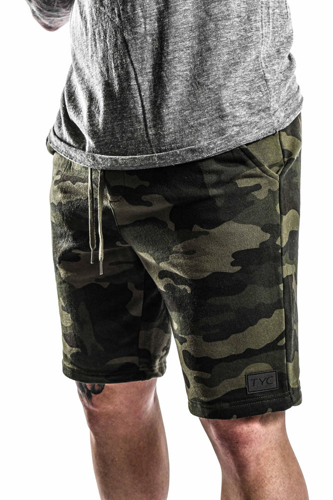 Load image into Gallery viewer, Men's Camo Shorts