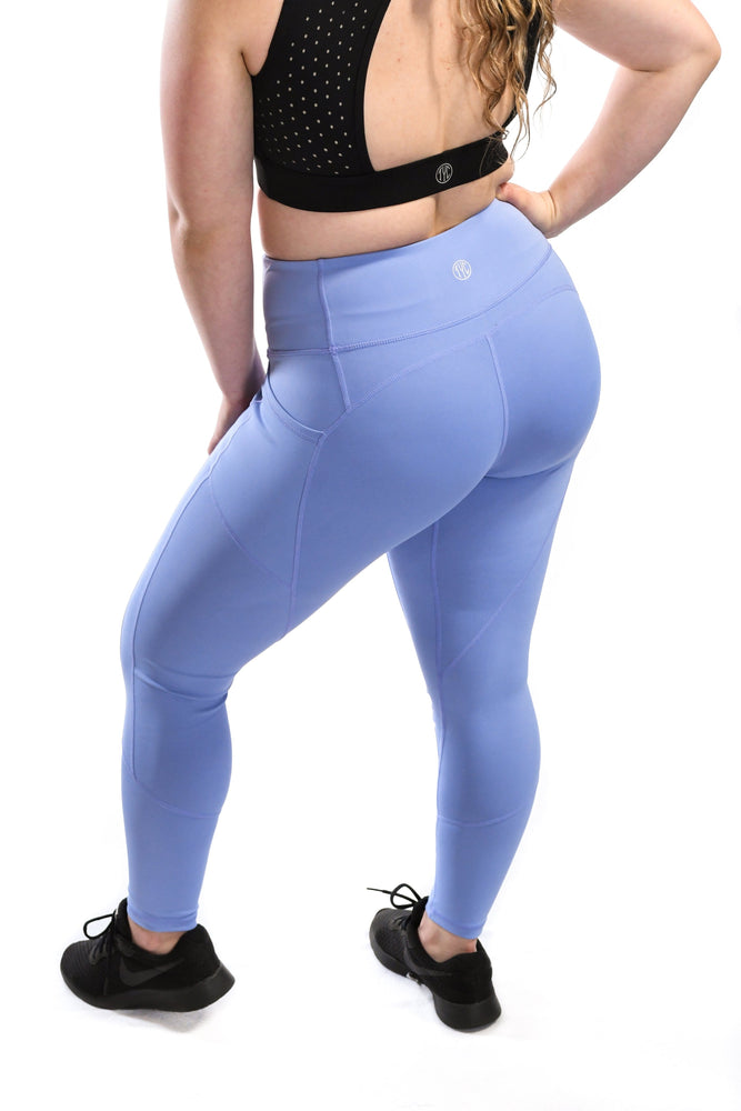Load image into Gallery viewer, Intensity Heart Booty Leggings- Blossom