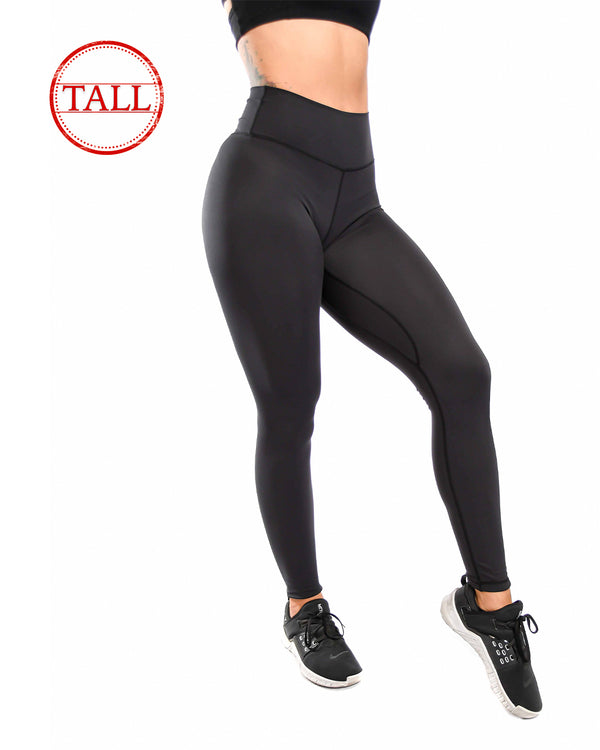 "31"" Effortless Classic Leggings- Black"