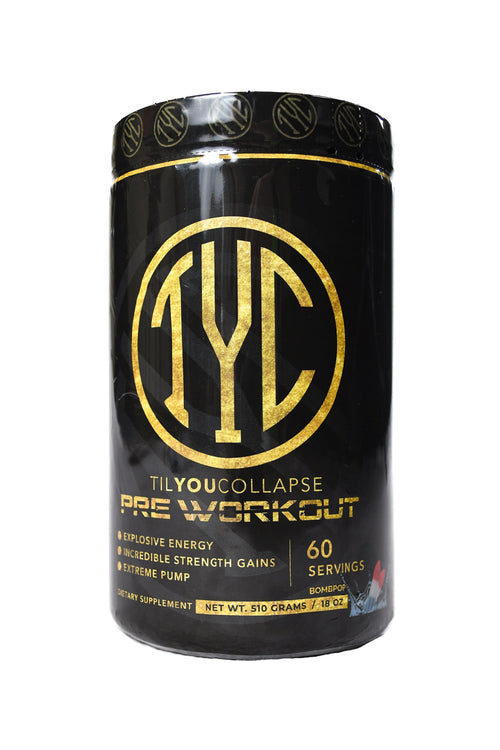 TYC Pre Workout- Bomb Pop