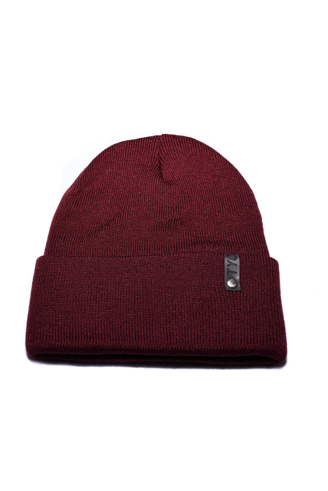 Load image into Gallery viewer, TYC Beanie- Maroon
