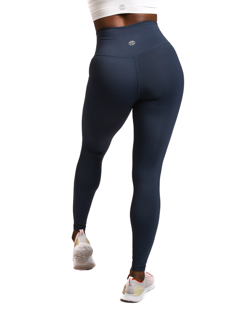 Resilient Classic Leggings- Navy