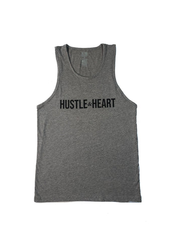 Hustle & Heart Cropped T-shirt- Pink