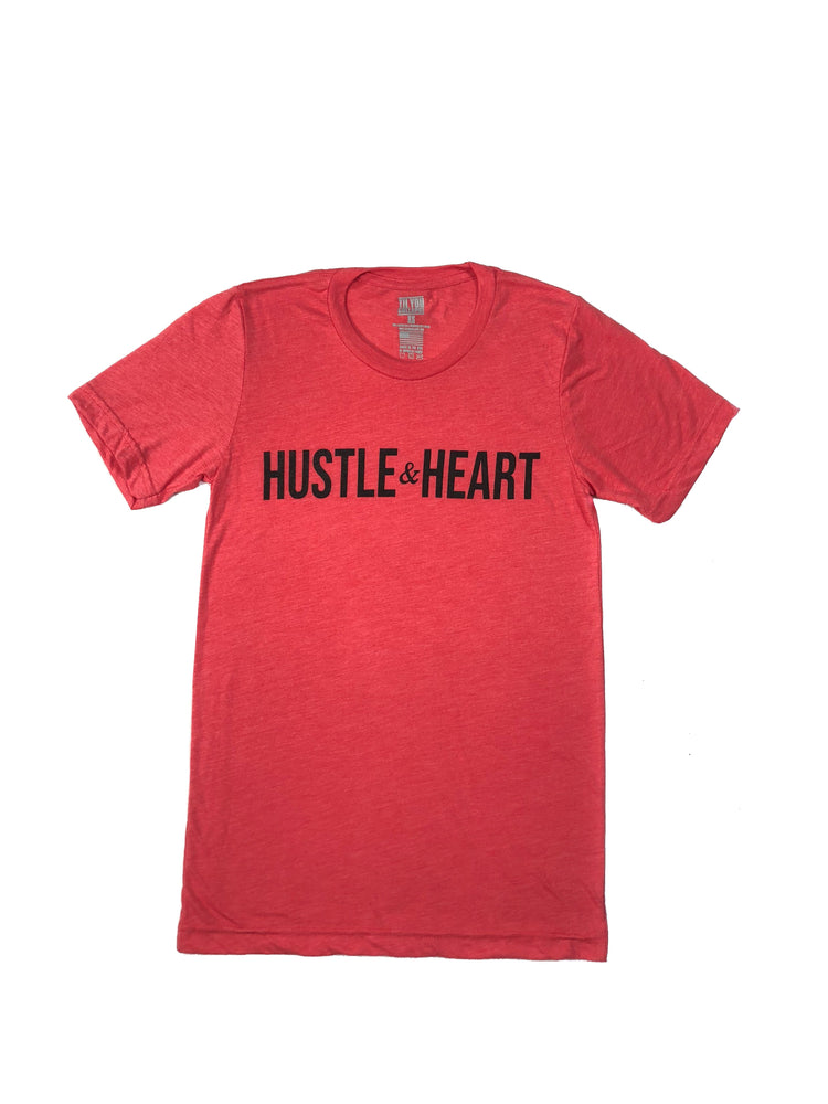 Hustle & Heart T-shirt
