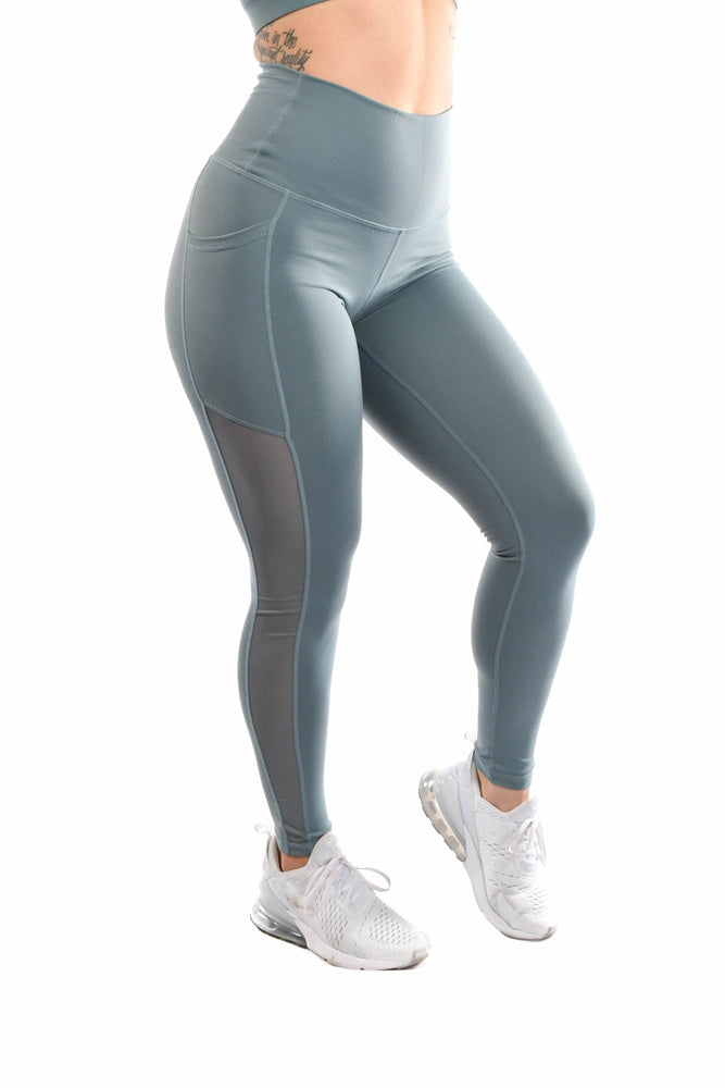 Load image into Gallery viewer, Resilient Elevate Leggings- Marina