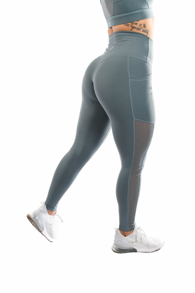 Resilient Elevate Leggings- Marina