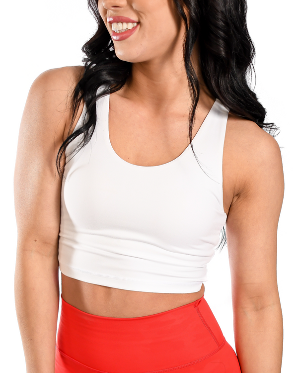 Mingle Crop Top/Sports Bra