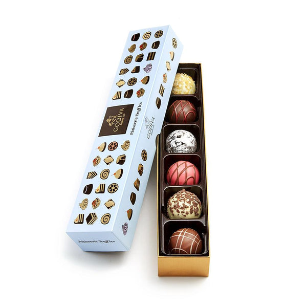 ADD Godiva Truffle Flight - VineLily Moments
