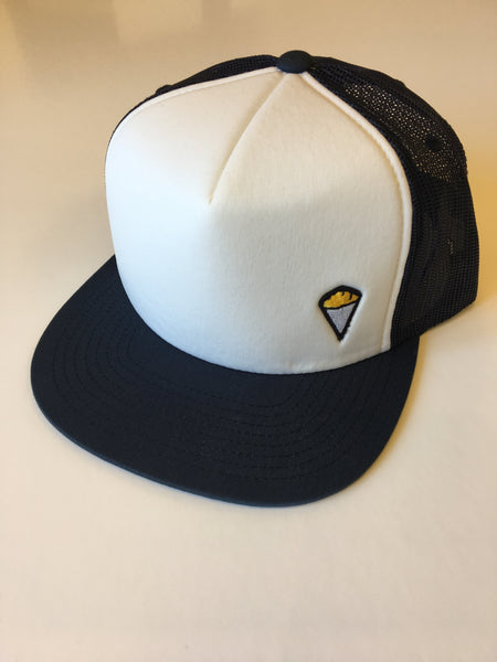 Trucker cap Navy/white